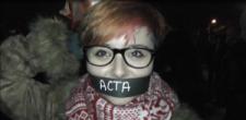 ACTA na ustach ludzi...