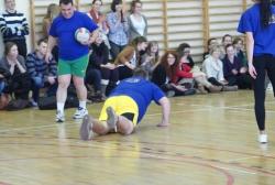 Pokaż album: Licealia 2012 - mecz siatkówki nauczyciele vs. maturzyści