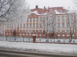 Pokaż album: Szkoła w zimowej szacie