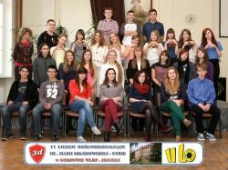Pokaż album: Galeria klas 2012/2013
