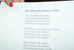 Pokaż album: IX Międzyinternacki Konkurs Wiedzy o Gorzowie Wlkp.