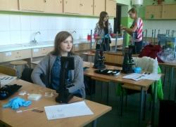 Pokaż album: Medyczne ferie w Liceum Skłodowskiej